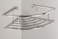 Miller Classic Corner Shower Shelf