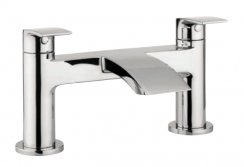 Crosswater Adora Flow Deck Mounted Bath Filler