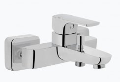 Vitra Sento Chrome Bath Shower Mixer
