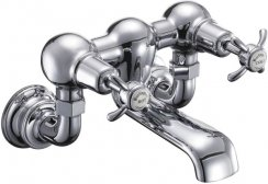 Burlington Anglesey Regent Wall Mounted Bath Filler