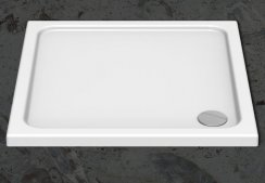 Kudos Kstone 1100 x 900mm Rectangular Shower Tray Anti-Slip