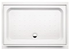 Coram Rectangle 1400 x 800mm Shower Tray
