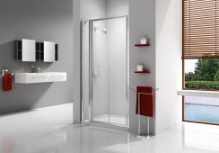 Merlyn Ionic Express Bifold Door and Inline Panel