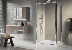 Novellini Lunes G+F Shower Enclosure