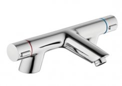 Sottini Rosita Dual Control 2 Hole Bath Filler