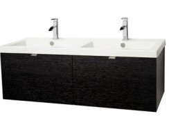 Miller Nova 120 Vanity unit Double Bowl