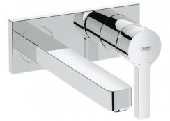 Grohe Lineare Basin Mixer Trimset