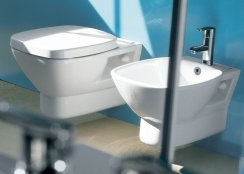 Silverdale Ascot Wall Mounted Pan