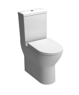 Vitra S50 Comfort Height Close Coupled Back to Wall WC Toilet