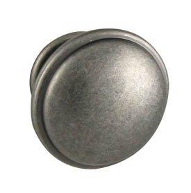 Miller Round Knob Tin/Brass