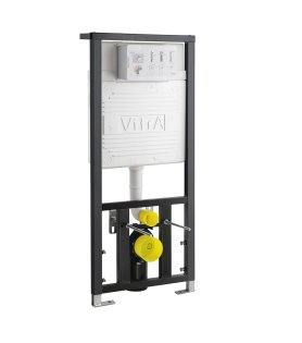 Vitra Pre-Wall Front Operated Dual Flush Concealed Cistern 2.5/4L