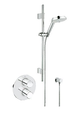 Grohe Shower Solutions Grohtherm 3000 Shower Mixer (34278000)