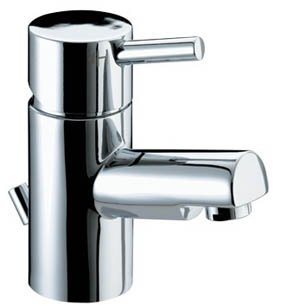 Bristan Prism Small Basin Mixer with Pop-up Waste