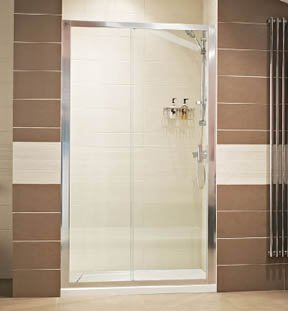 Roman Lumin8 Sliding Door Shower Enclosure
