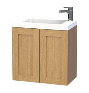 Miller London 60 Vanity unit with doors