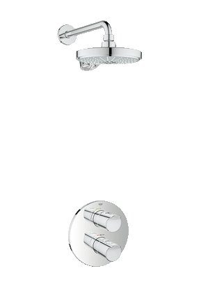Grohe Shower Solutions Grohtherm 2000 Shower Mixer (118318)