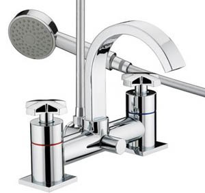 Bristan Moloko Bath Shower Mixer