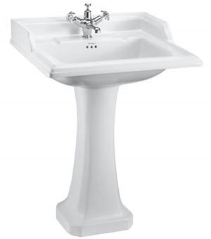 Burlington Classic Square 65cm Basin