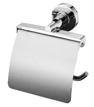 Ideal Standard IOM Toilet Roll Holder with Cover