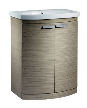 Tavistock Tempo 650mm Freestanding Unit with Basin