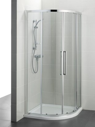 Ideal Standard Kubo 900 X 900mm Quadrant Shower Enclosure