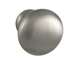 Miller Round Knob Brushed/Chrome
