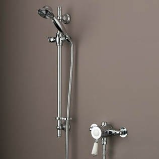 Bristan Colonial Surface Mounted Shower