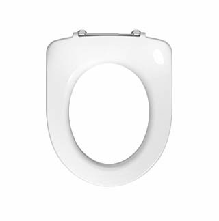 Tremendous Twyford E100 Round Toilet Seat Ring Gmtry Best Dining Table And Chair Ideas Images Gmtryco