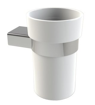 Miller Orlando Chrome Tumbler Holder