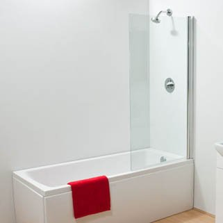 Sommer Square Bath Screen
