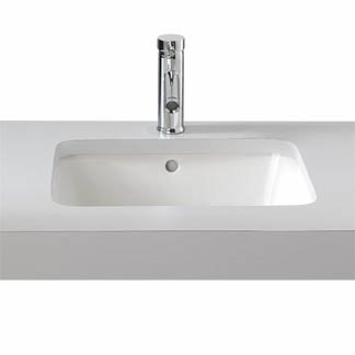 Twyford Moda 56cm Under Countertop Basin