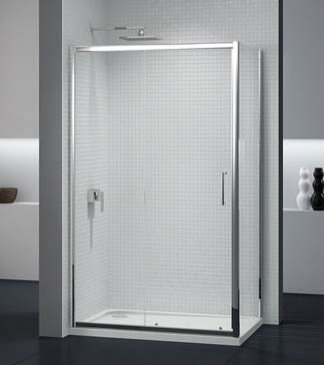 Sommer 8 Sliding Door Shower Enclosure