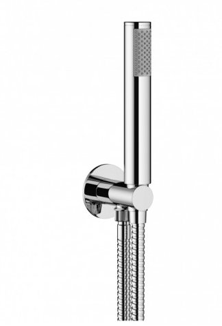 Crosswater Mike Pro Brushed Stainless Steel Effect Shower Kit