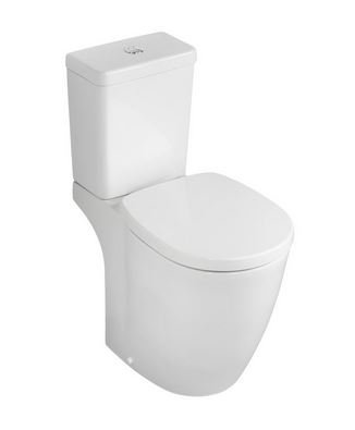 Ideal Standard Concept Freedom Raised Height Close Coupled WC