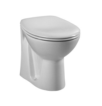 Vitra Commercial Back to Wall WC Pan