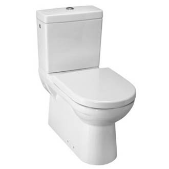 Laufen Pro Close Coupled WC Suite (Back-to-Wall)