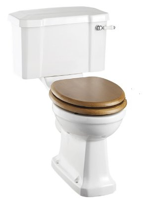 Burlington Regal Close Coupled WC Suite