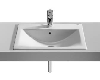 Roca Diverta 550mm In Countertop Basin