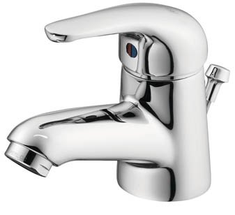 Ideal Standard Opus Single Lever Basin Mixer with Pop Up Waste