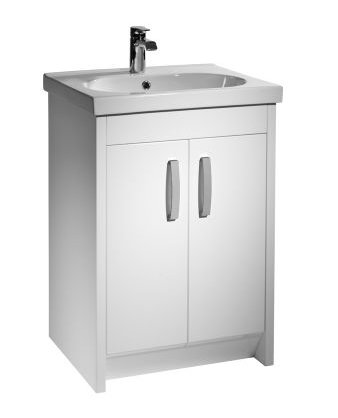 Tavistock Impact 600mm Freestanding Unit with Basin