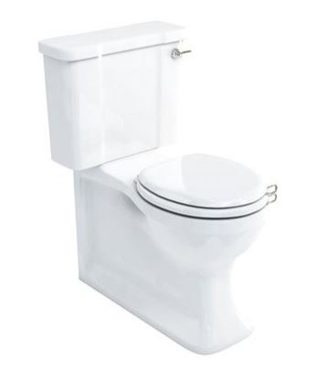 Arcade Close Coupled WC Suite (Fully back to wall)