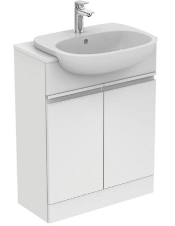 Ideal Standard Tesi 55cm Semi Countertop Basin