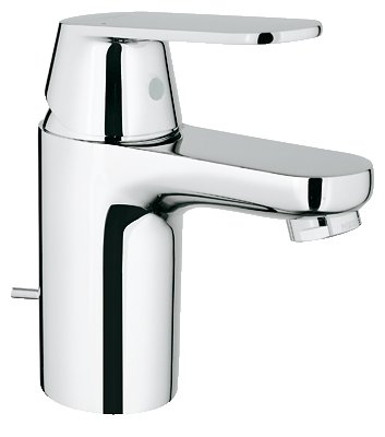 Grohe Eurosmart Cosmopolitan Basin Mixer with Pop-up Waste