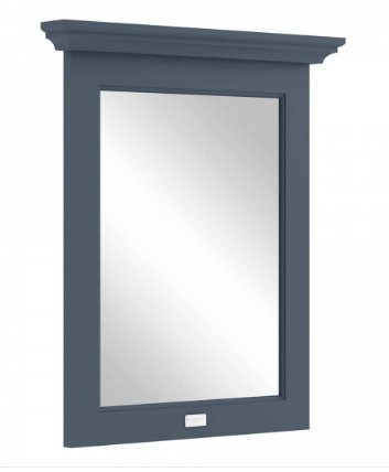 Bayswater 600mm Stiffkey Blue Flat Mirror