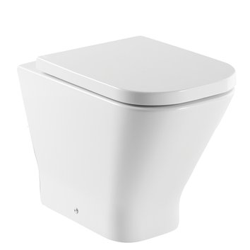 Roca The Gap Comfort Height Back to Wall WC