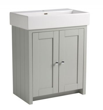 Tavistock Lansdown 700mm Freestanding Storage Unit with Basin