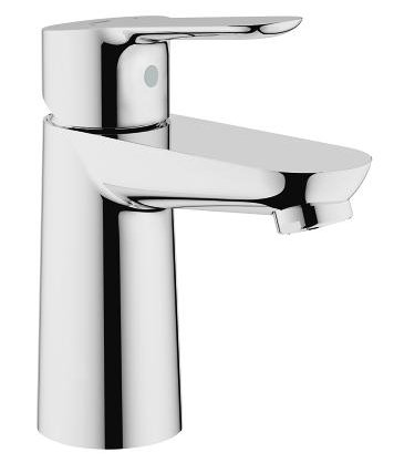 Grohe BauEdge Smooth Body Basin Mixer
