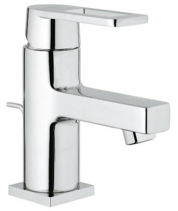 Grohe Quadra Basin Mixer with Pop-up Waste (32631000)