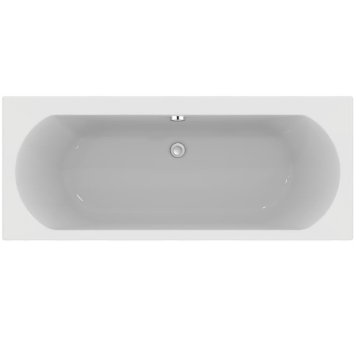 Ideal Standard Tesi 1700 x 700mm Idealform Plus+ Double Ended Rectangular Bath