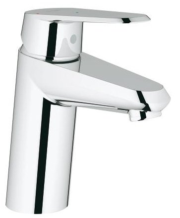 Grohe Eurodisc Cosmopolitan SilkMove ES Smooth Body One-Handled Mixer